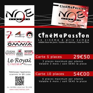 Accueil  Fécamp - NOE Cinémas Grand Large